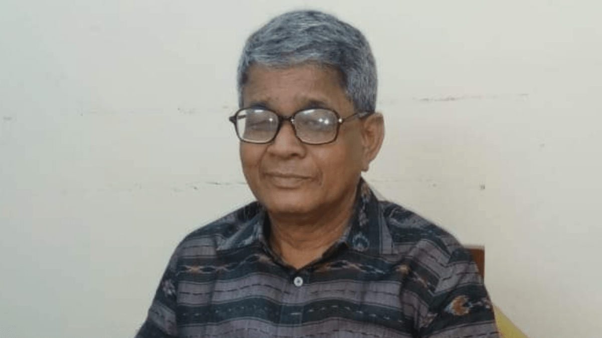 Tripura Left front convener dies due to COVID-related complications