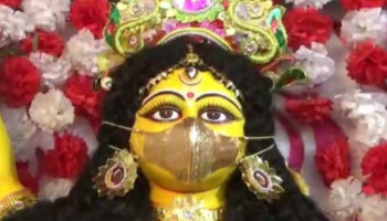Devi Durga of gone-by era, memorial for Covid victims: Kolkata pujas offer myriad of themes
