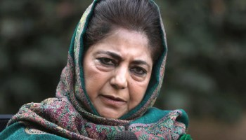 Meghalaya Guv's claim about me being Roshni Act beneficiary false: Mehbooba