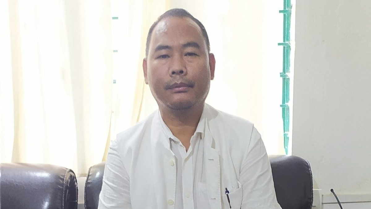 Nagaland's newly elected MLA sworn in