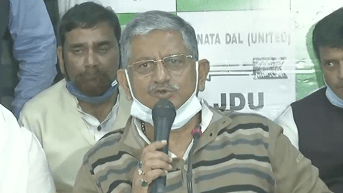 JD(U) chief to visit Manipur to explore poll opportunities