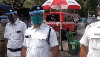 Security beefed up in Kolkata after terror alert during Durga Puja
