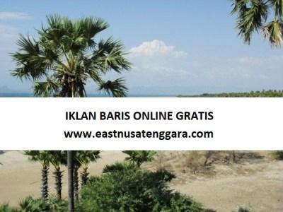 Iklan Baris online NTT