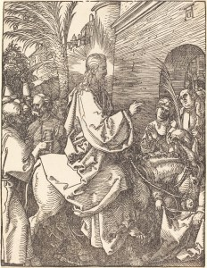 Christ's entry