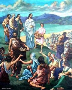 Jesus fed 5,000