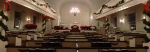 Easton Church Christmas Banner