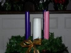 Christmas season Advent Candles