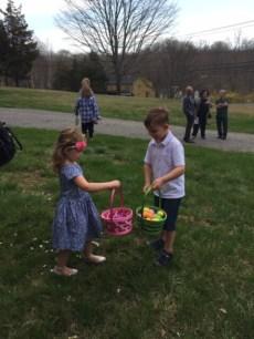 Easton Easter Egg Hunt