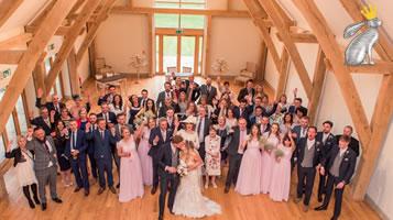 Civil wedding ceremonies at Easton Grange