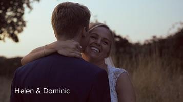 August wedding at Easton Grange: Helen and Dominic