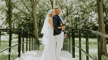Jessica and Philips Easton Grange wedding