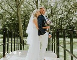 Jessica and Philips Easton Grange wedding