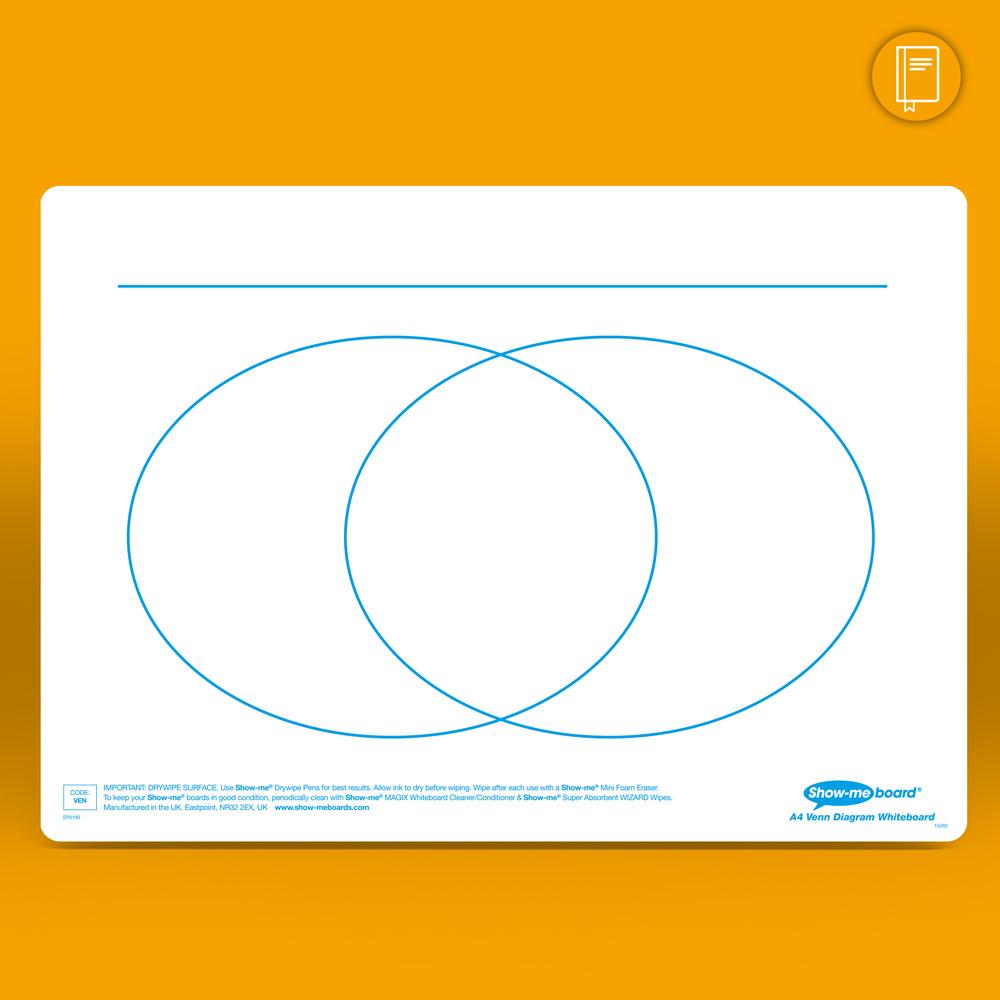 hight resolution of a4 venn diagram drywipe boards