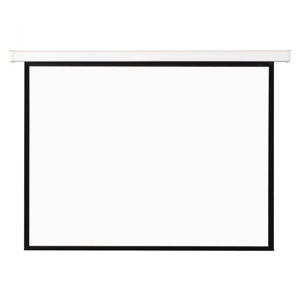 135″ EluneVision High Definition Cinema White Motorized