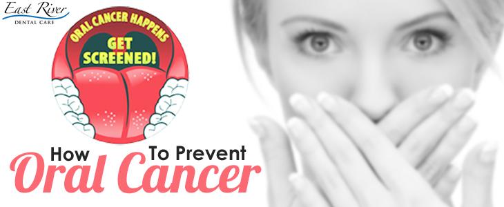oral cancer signs | East River Dental Care
