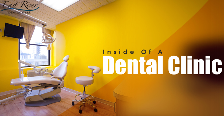 Inside a Dentist Office - Dental Clinic Newmarket - East River Dental Care