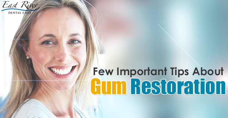 What Are Gum Restorations - East River Dental Care - Newmarket Dentist