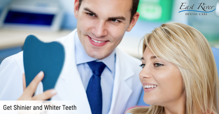 Get Shinier and Whiter Teeth in Newmarket!