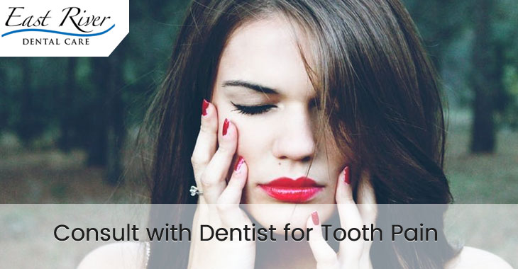 What Kind of Dentist to Consult for Tooth Pain?