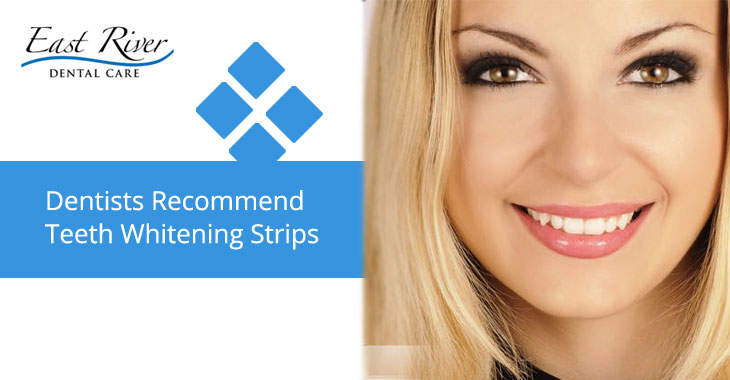 Dentists Recommend Teeth Whitening Strips