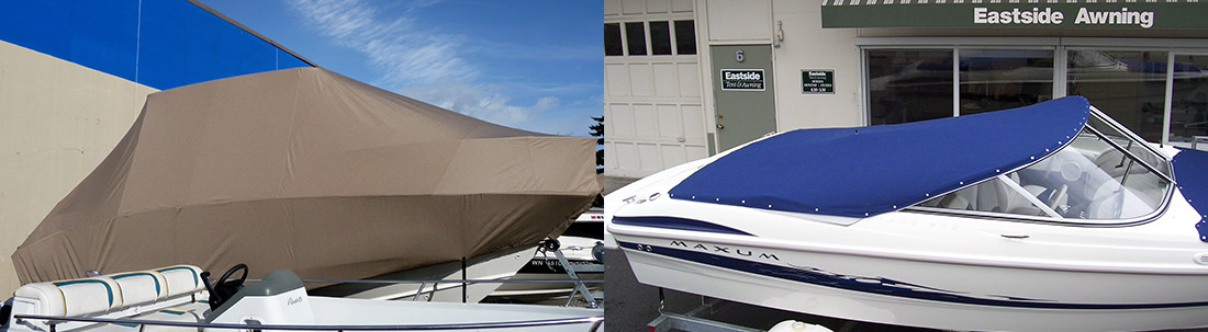 sling replacement for patio chairs shower chair vs tub transfer bench custom canvas boat & tonneau covers bellevue wa | eastside tent awning