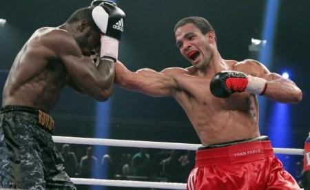 Steve Cunningham vs Yoan Pablo Hernandez