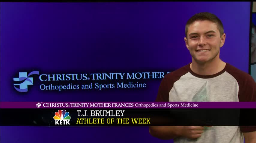T-J- Brumley- Christus TMF Athlete of the Week_46178928-159532