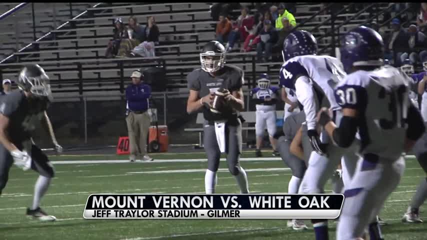 Thursday East Texas High School Football playoff action_38293782-159532