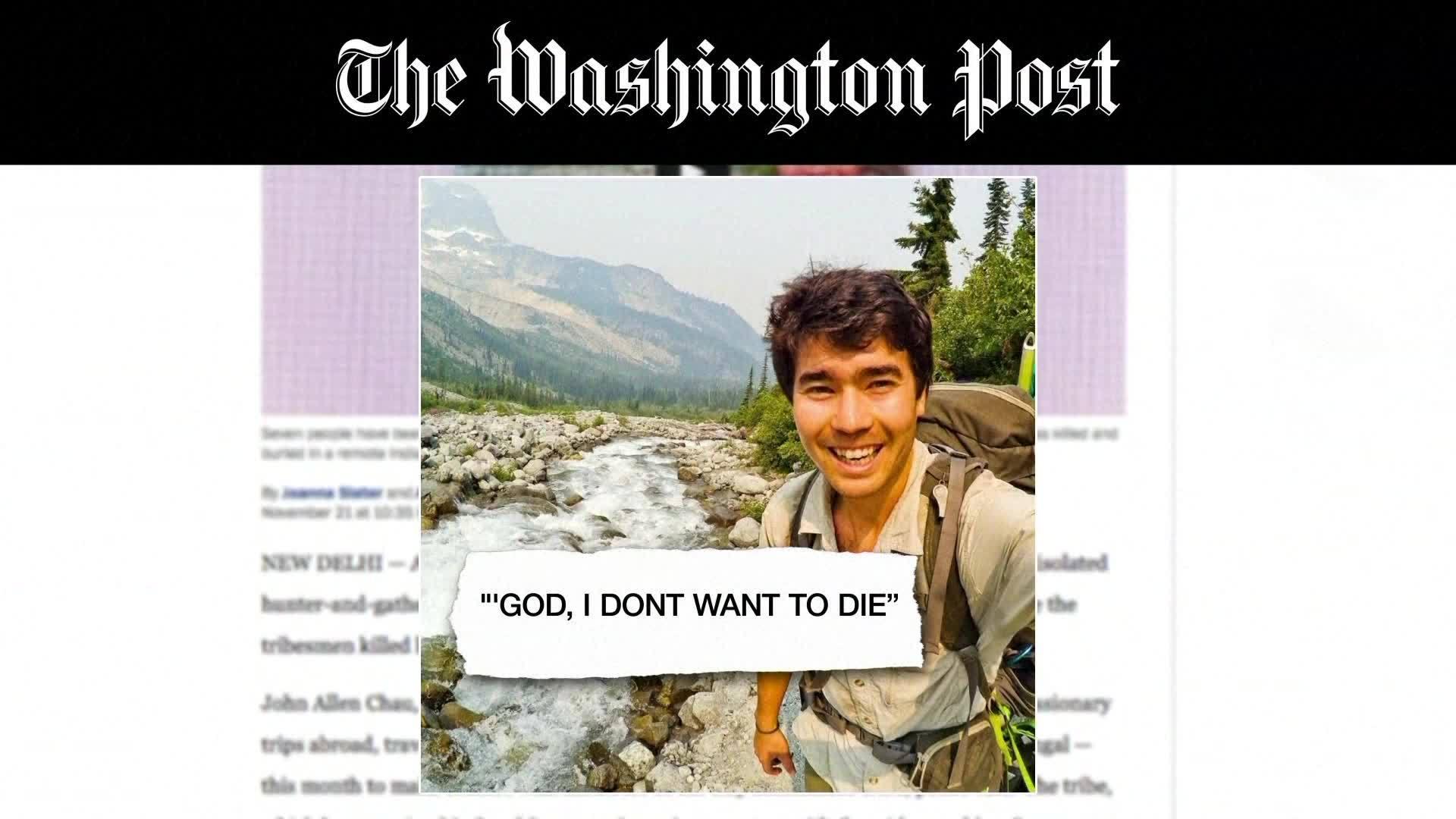 American missionary killed on remote island