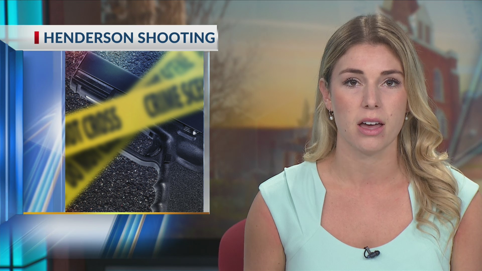 1 man injured after shooting in Henderson; 2 suspects on the loose