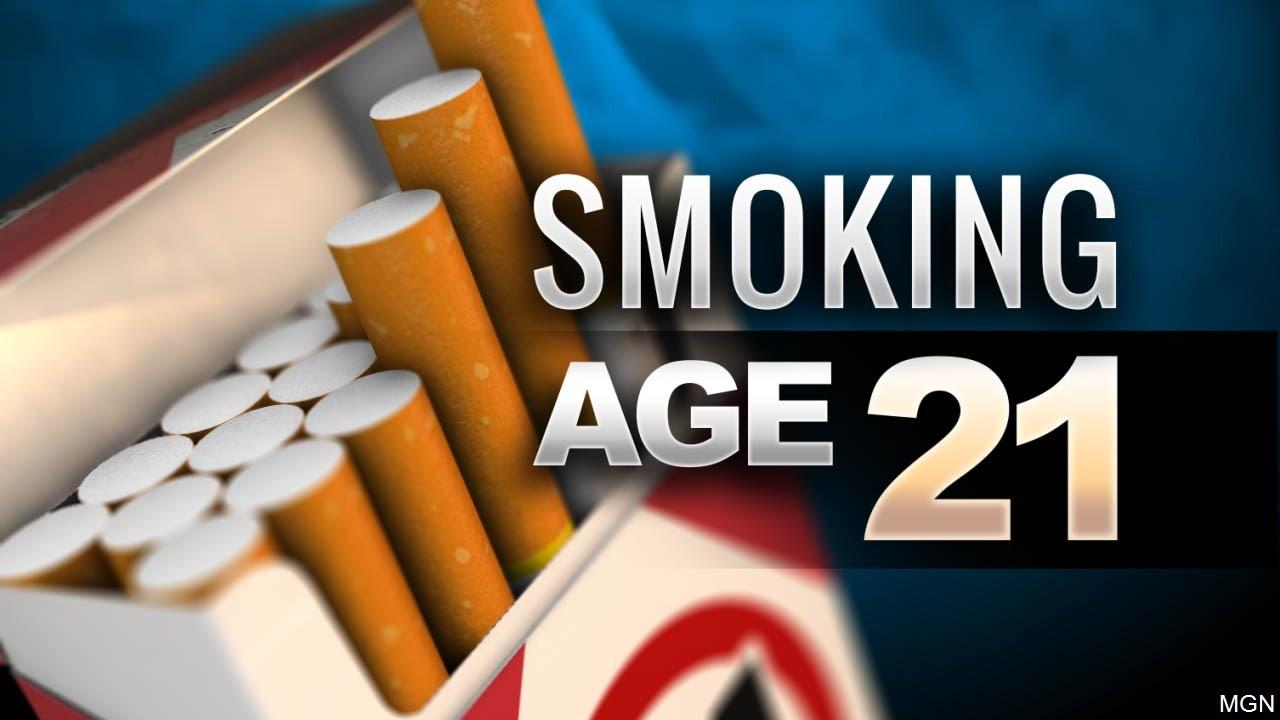 Smoking Age 21