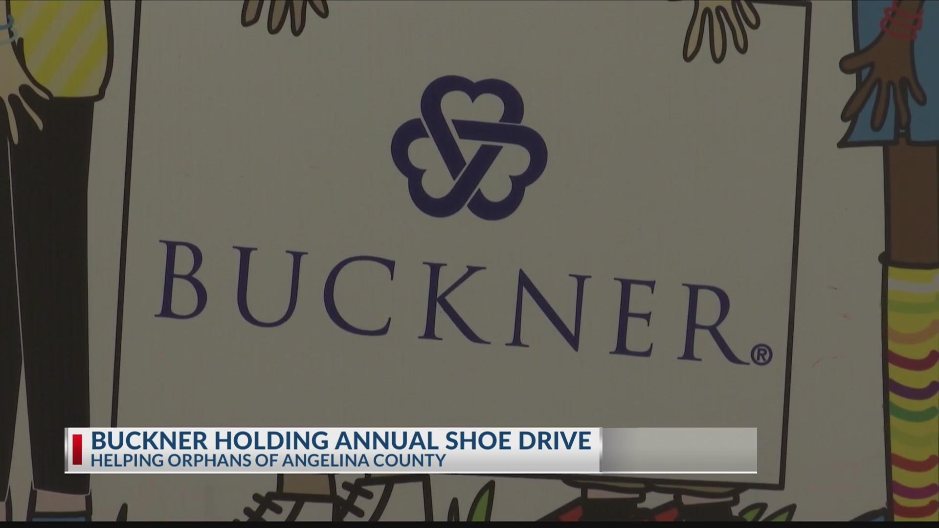 4th Annual Buckner Angelina County shoe drive