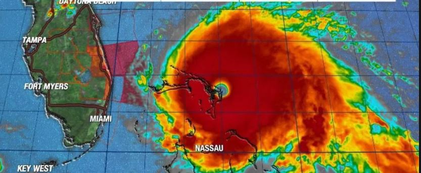 Hurricane Dorian downgraded to Category 4 after pummeling
