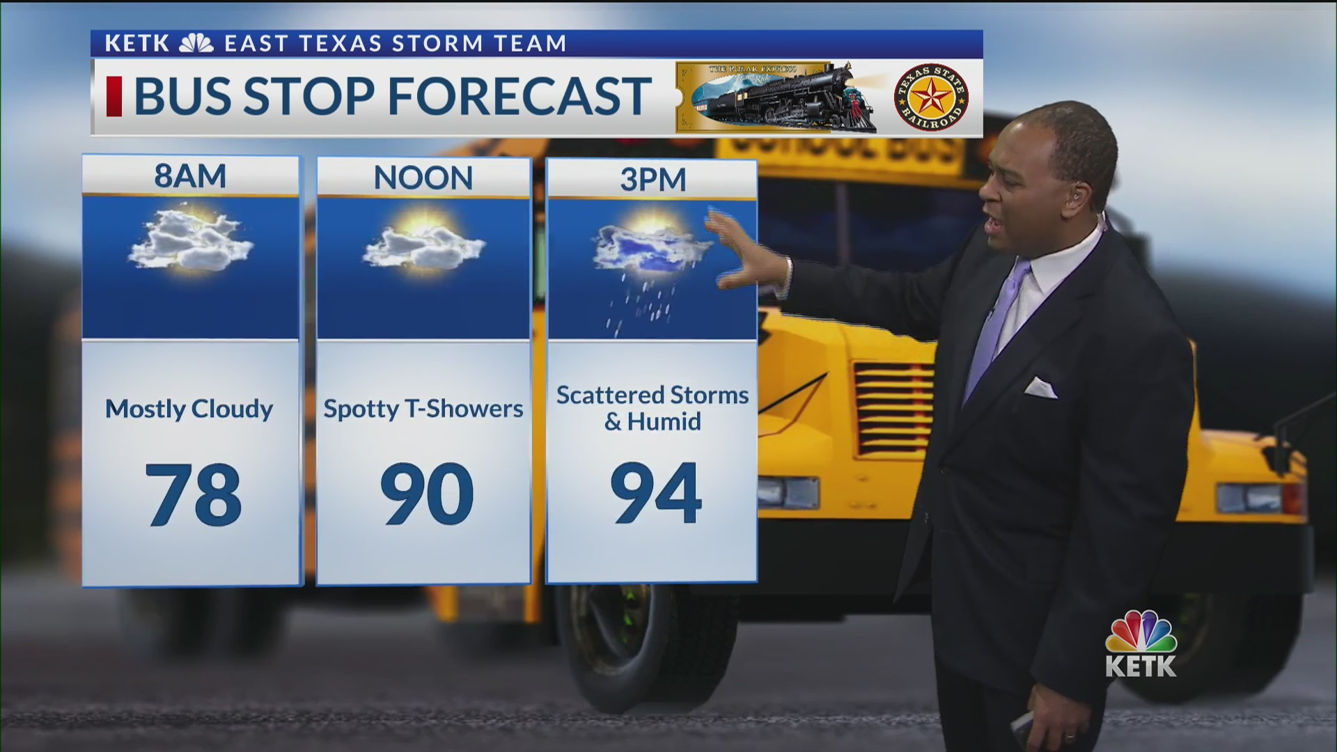 Weather | KETK | FOX51 | EastTexasMatters com