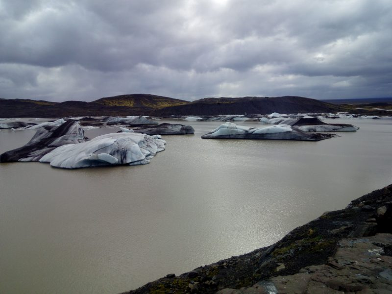 Svínafellsjökull Glacier