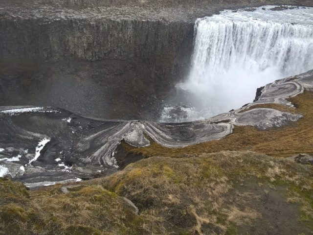 Dettifoss waterfall