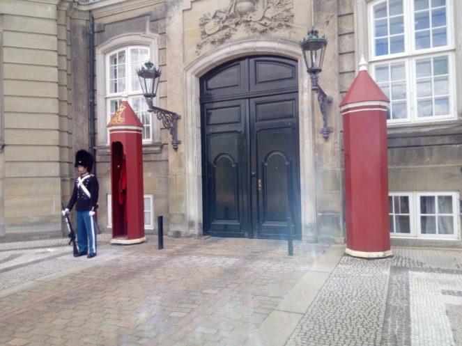 Kopenhagen Amalienborg
