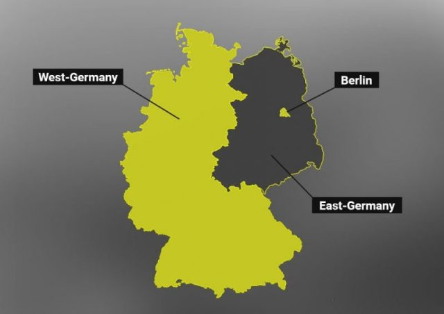 East-west-germany-map