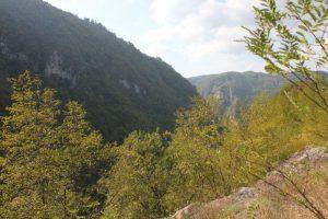 put na Svetu Goru - Kanjon Ugra