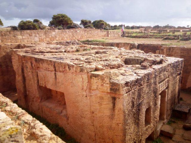 Pafos grobnice kraljeva Kipar