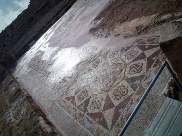Pafos mozaici Kipar