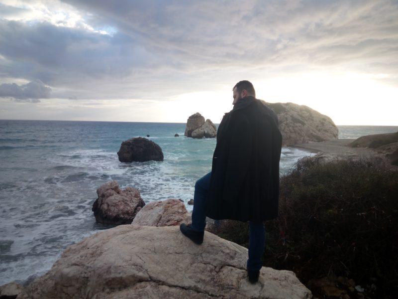 Afroditina stijena, Kipar