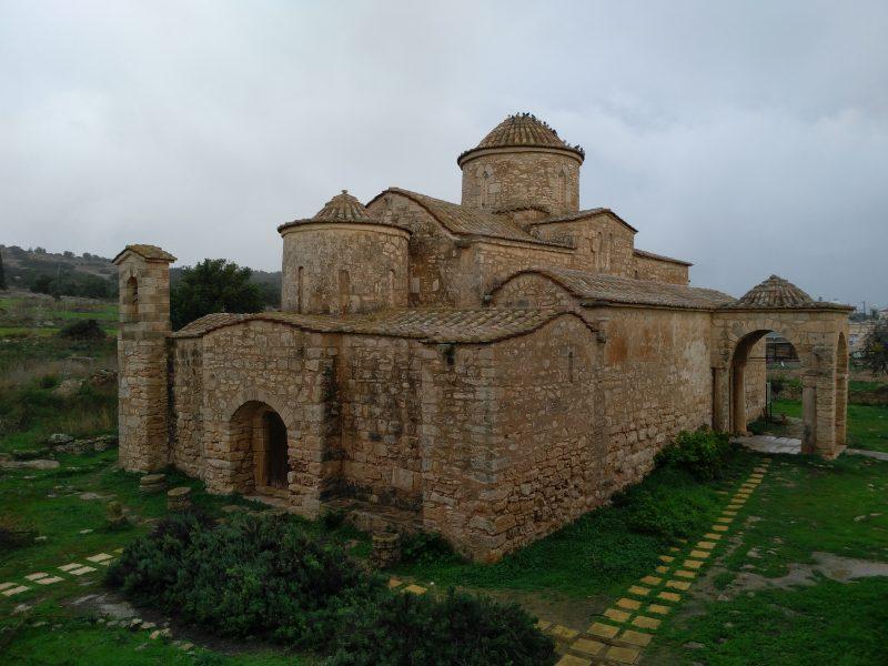 sjeverni kipar crkva