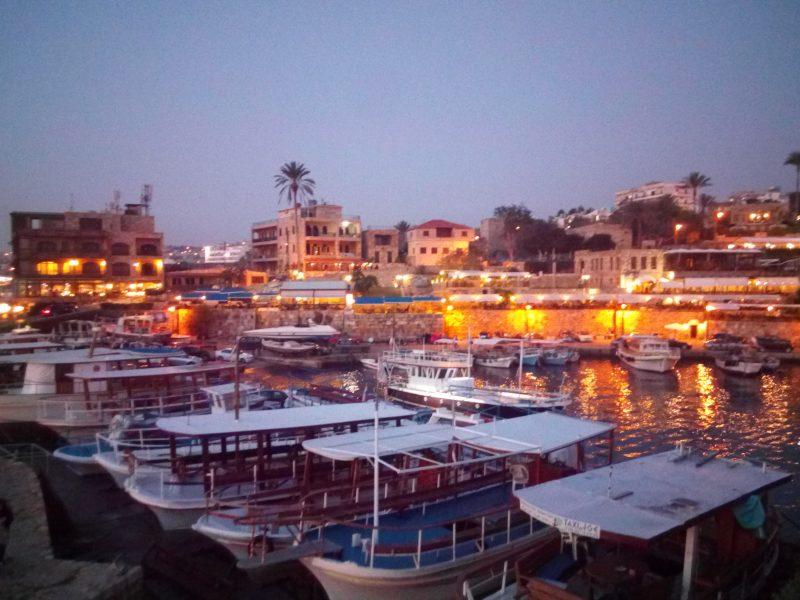 Liban Biblos Byblos