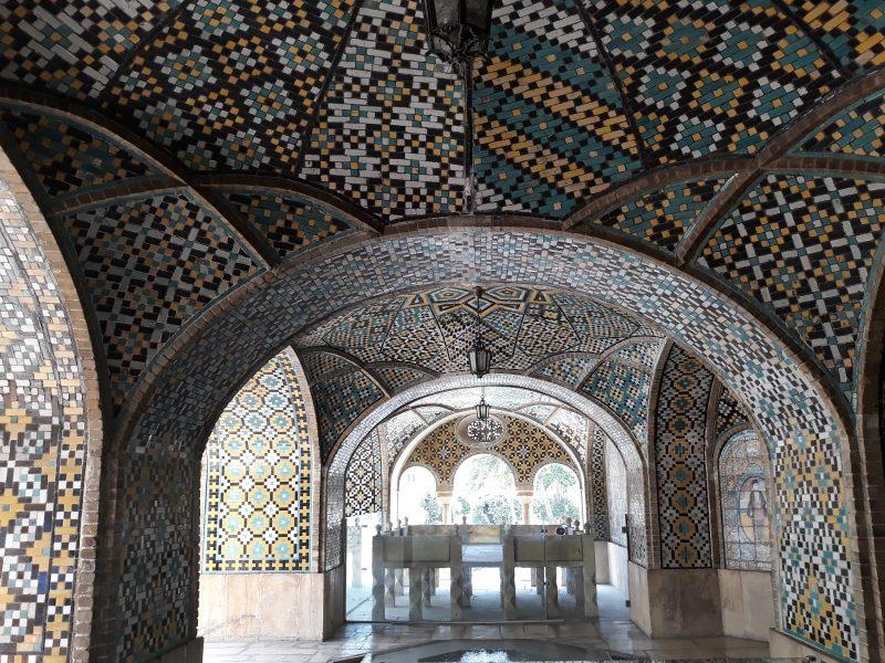Iran Golestan palata Teheran
