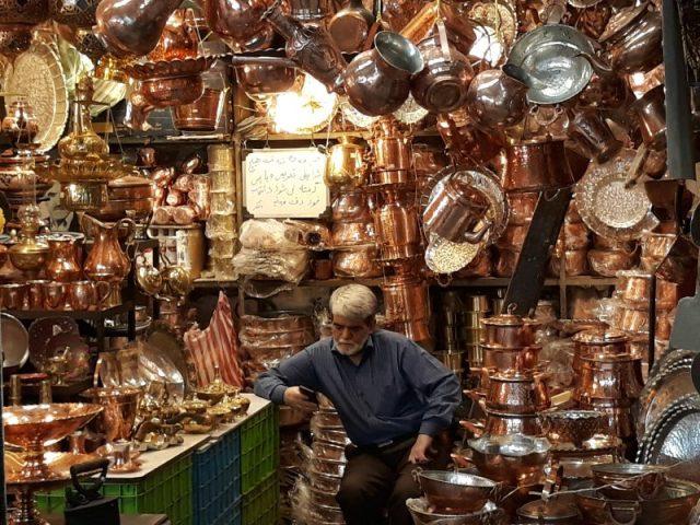 Iran Teheran Bazar