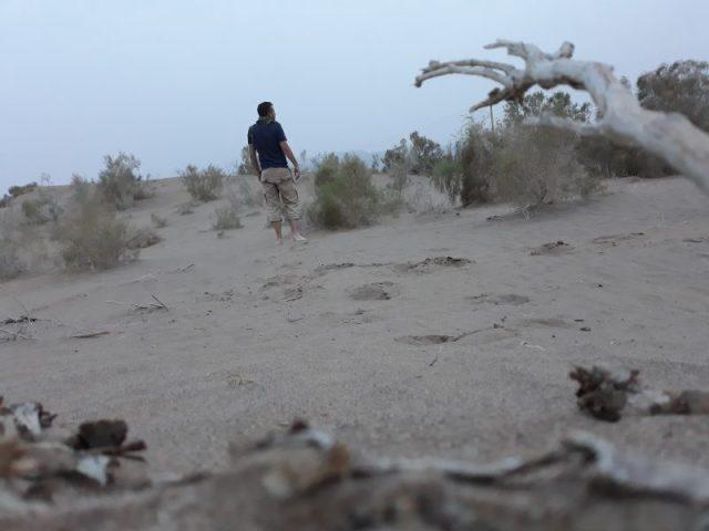 Iran pustinja