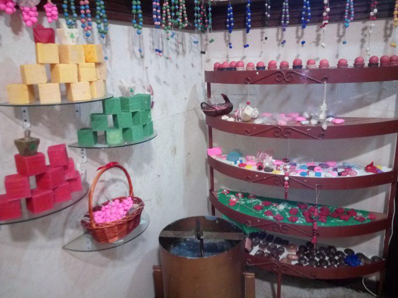 Liban Tripoli fabrika sapuna