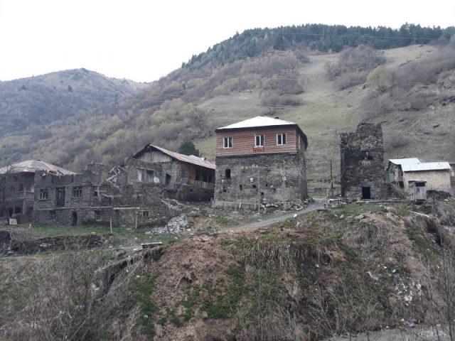 Gruzija Ušguli
