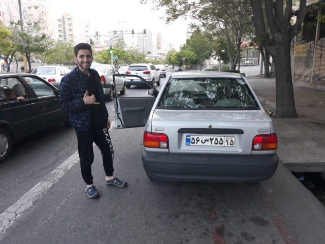 Iran Tabriz Ali